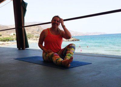 joogaloma kreetan saarella