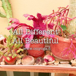 All Different All Beautiful
