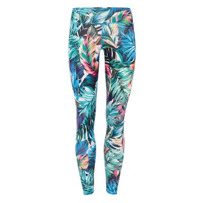 Mandala Fancy Legging feather