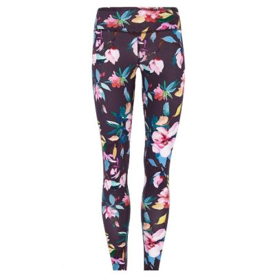 Mandala Fancy Legging flower garden