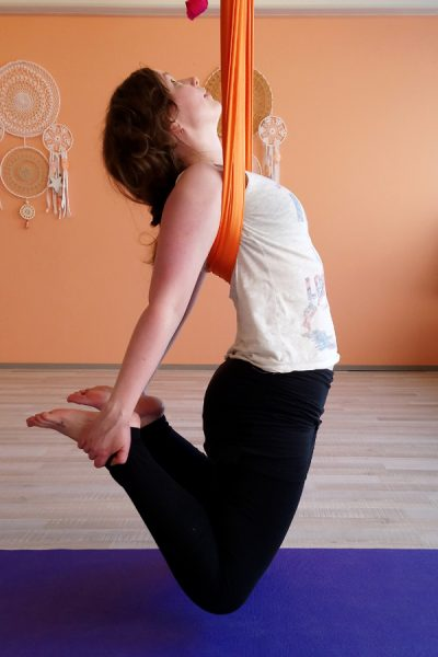 Joogasta apua selkävaivoihin