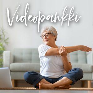 Om Yoga -koulun videopankki